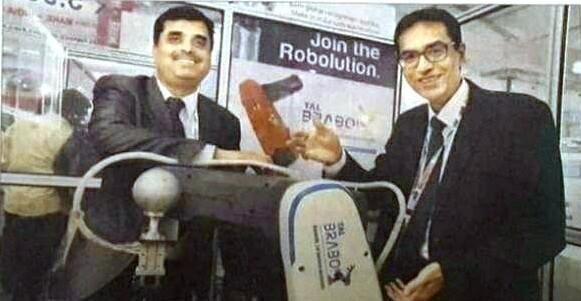 origineel Britse beschikbaarheid de beste houding TAL presents India's first indigenous industrial articulated ...
