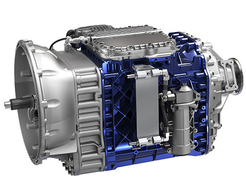 Volvo Trucks Unveils New Integrated Powertrain Solutions