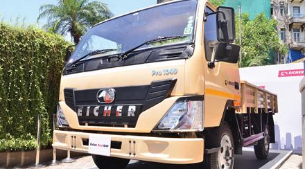 Eicher Pro 1049 launched
