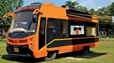 Prakash Body Construction – Setting new standards in bus body building