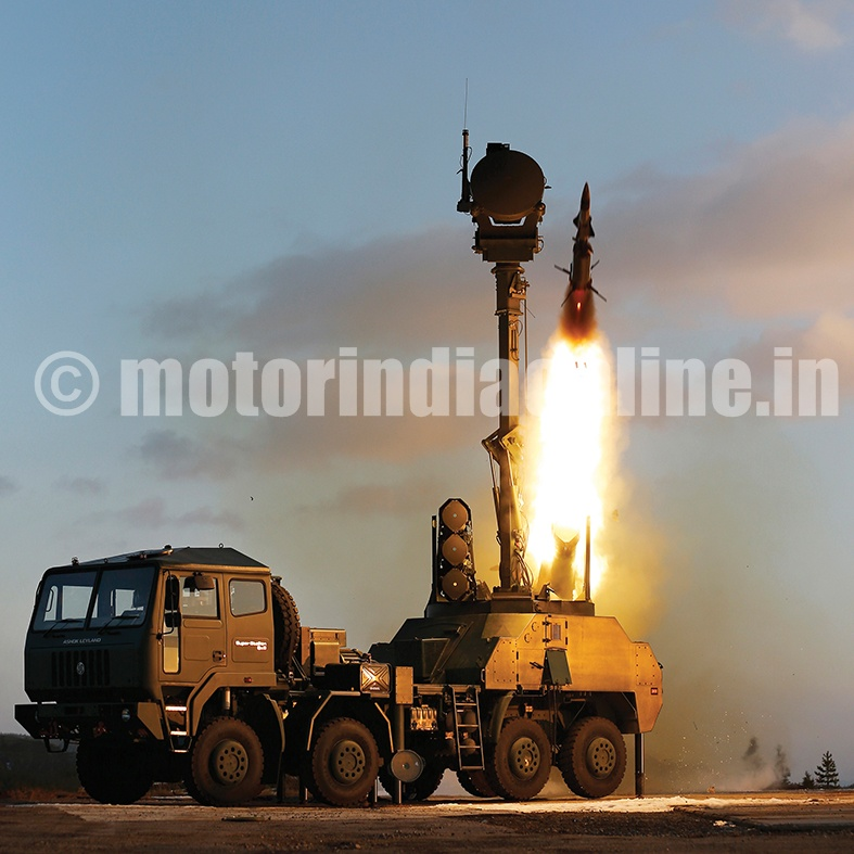SAAB India Technologies' latest Defence systems showcased