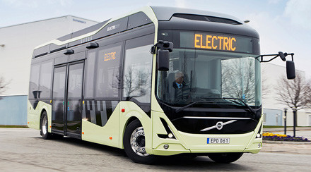 Volvo Buses ahead of the curve in powering India's electromobility drive
