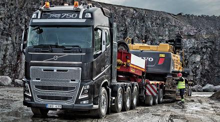 Volvo Trucks Premium precision with purpose