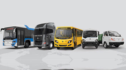 Ashok Leyland puts up spectacular show in FY16