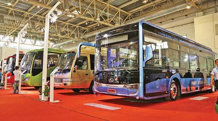 BUSWORLD CHINA 2016 – Major domestic bus & coach makers take part