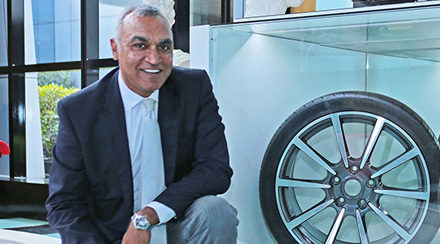 Apollo Tyres firm on consolidating CV segment leadership