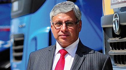 TATA MOTORS' Vision to extend Indian CV market leadership to global arena