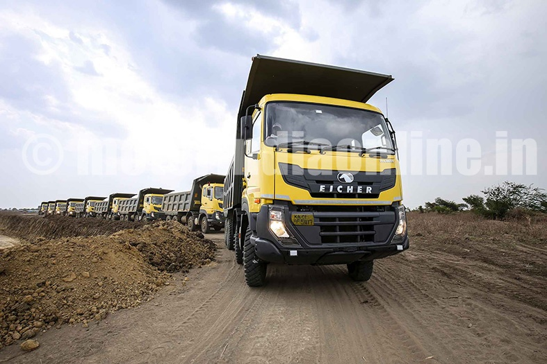 land transport in india
