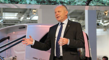 Volvo Trucks' firm focus on innovation to drive progress for customers