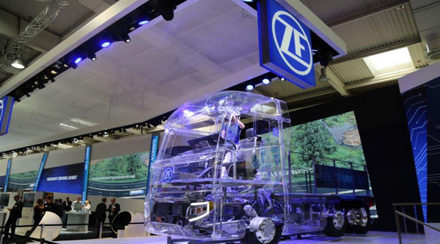 ZF well positioned to address hybrid and all-electric drive solutions for CVs