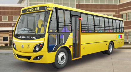 Ashok Leyland Sunshine – Innovation in safety, comfort and design at a new level