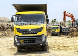 Eicher Pro 8031XM Game-changer in the mines