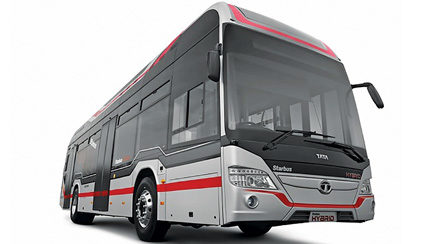Tata Motors' sustainable mobility drive with Starbus hybrid and Ultra electric buses