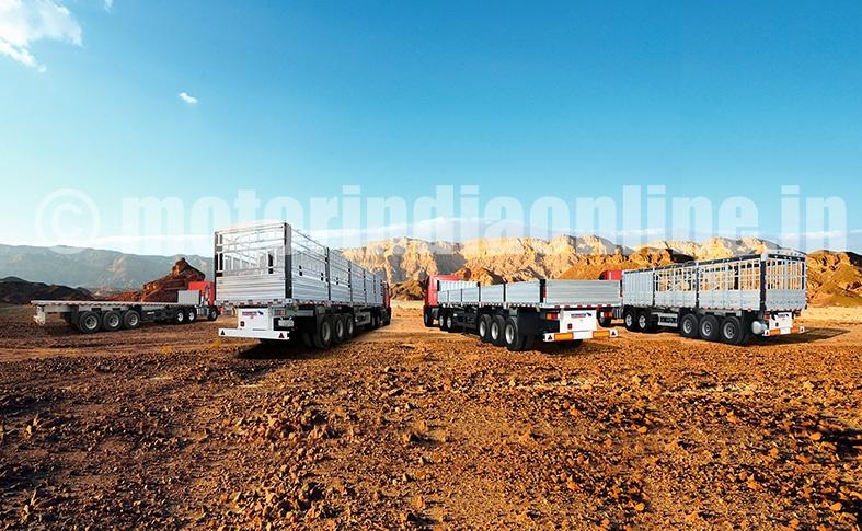 S.GM General Cargo Trailer HD Gruppe