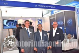 ZF focus on enhancing efficiency and light-weighting