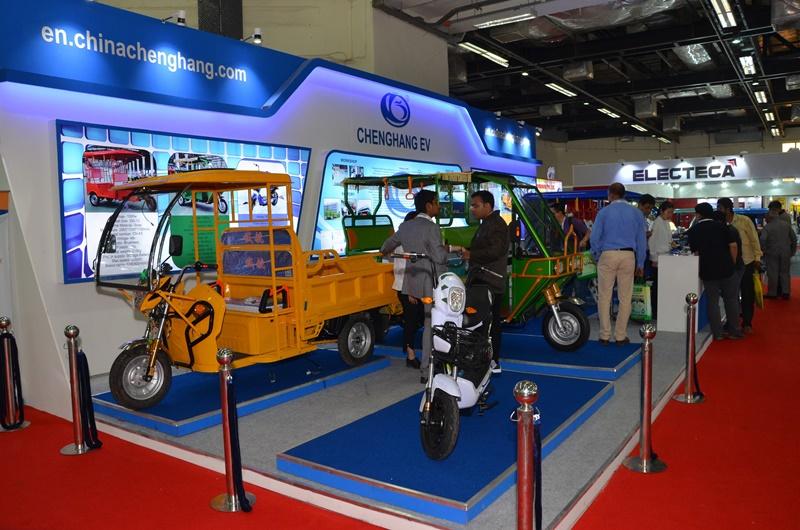 D D Auto >> Eco Friendly Innovative Electric Vehicles Evoke Good Response