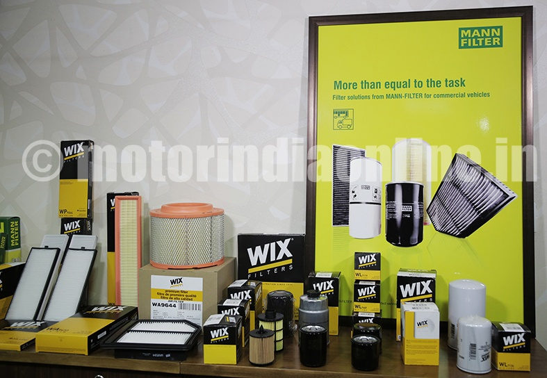 Mann+Hummel launches WIX Filters in Indian aftermarket