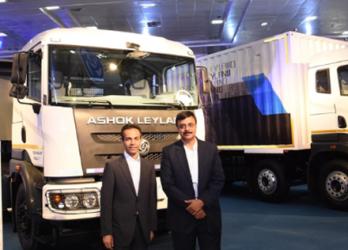 Ashok Leyland showcases indigenously developed Intelligent EGR technology for BS IV engines