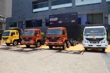 Eicher launches Pro 5000 series with BSIV technology