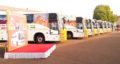 10 BS-IV compliant Volvo 9400 range coaches delivered to GSRTC