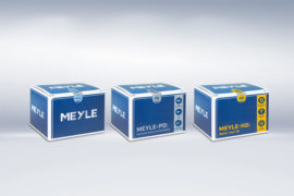 MEYLE introduces new product packaging