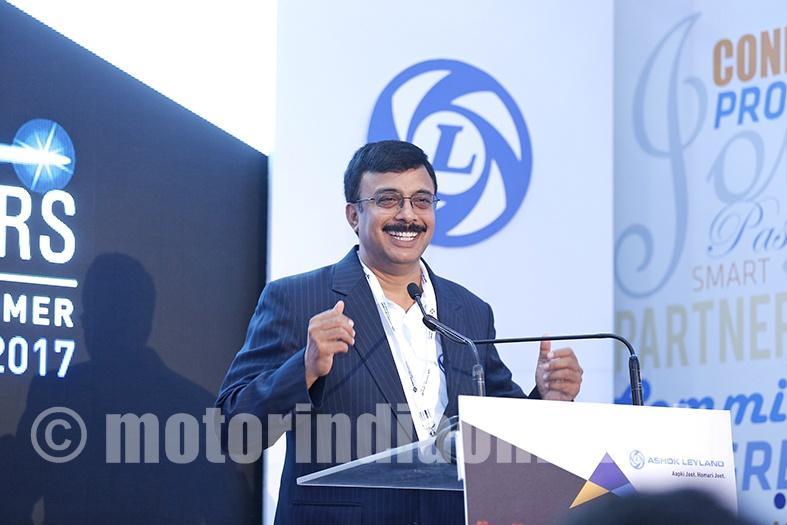 Ashok Leyland achieves highest ever Q1 market share of 34.7%