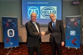 HELLA and ZF form strategic partnership