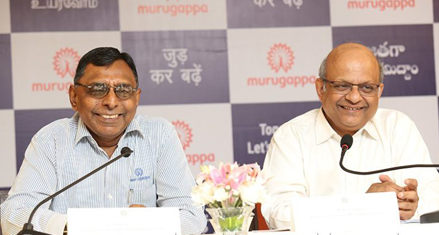 Murugappa Group's all-time record performance