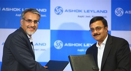 Ashok Leyland partners SUN Mobility for EV solutions