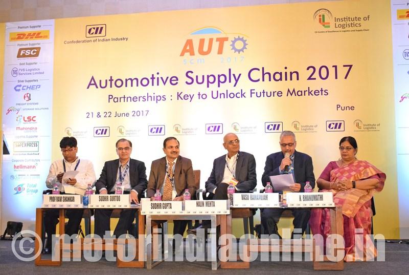 CII Automotive Supply Chain analyses changing logistics needs