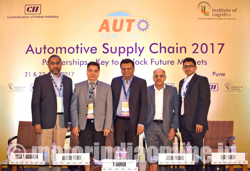 CII Automotive Supply Chain analyses changing logistics needs