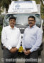 LCM Logistics – the story of a driver's courage of conviction
