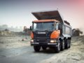 Scania launches new generation tipper for mining operations in India