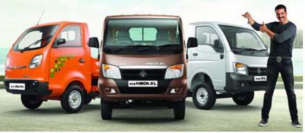 Tata Motors introduces new XL range of Small Commercial Cargo Vehicles in India
