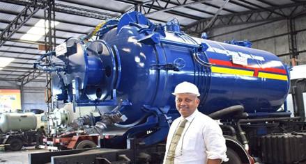 Kam-Avida focus on high-value waste handling equipment