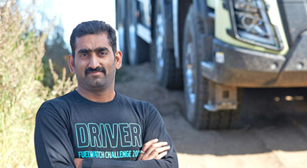 ANIL REDDY – Driver-cum-Driver Trainer, SV Engineering Construction