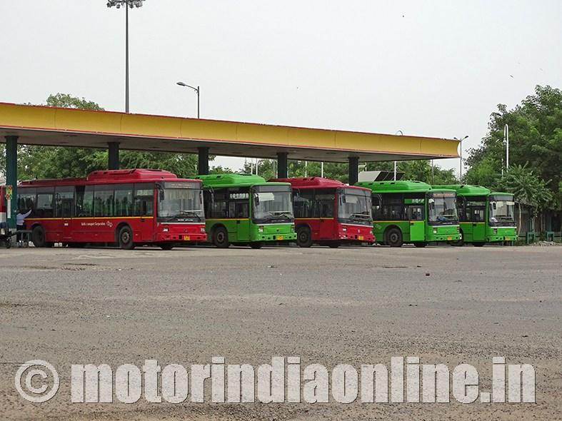Delhi Transport Corporation operations decoded