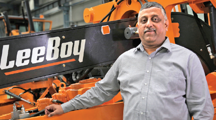 LeeBoy becoming a name to reckon in Indian construction equipment space