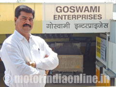 JK Tyre Truck Wheels Centre: Goswami Enterprises, Indore