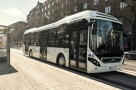 Volvo Buses receives breakthrough order of 50 hybrid buses to Singapore