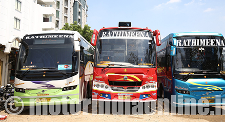 Rathimeena Travels – Focus on regional connectivity, passenger comfort and safety to consolidate and surge ahead