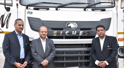 Eicher launches series of initiatives, takes service support to next level