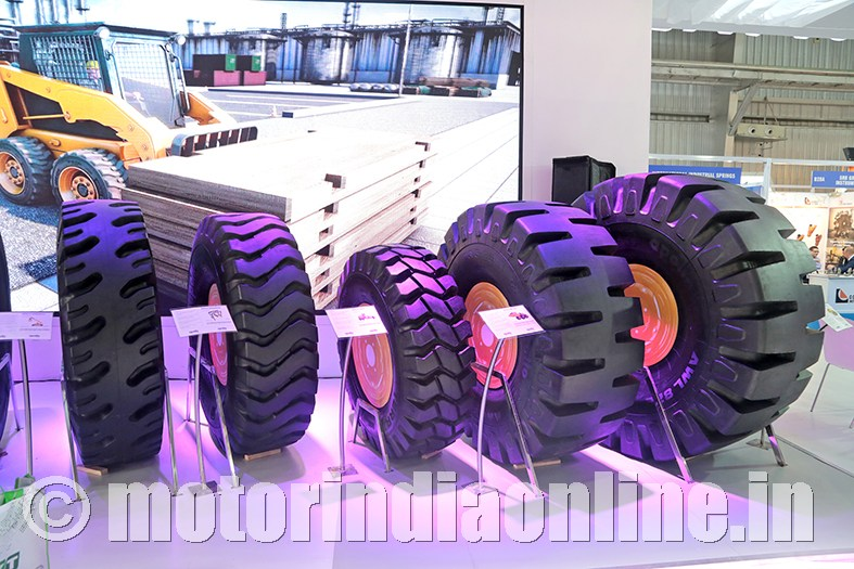 Apollo Tyres 3rd quarter revenue up 17%