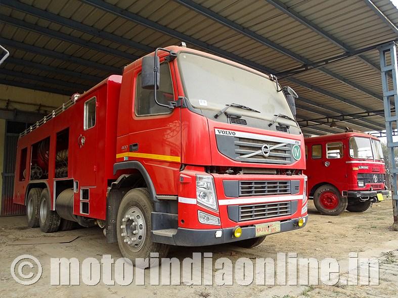 Mumbai fire brigade tenders dating 1