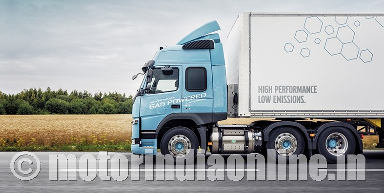 ecceb923fa Europe takes lead in using LNG as alternative fuel for trucking