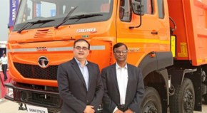 Tata Motors bullish on tipper market prospects