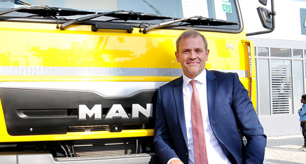 MAN Trucks India targets strong growth in tractor-trailer segment