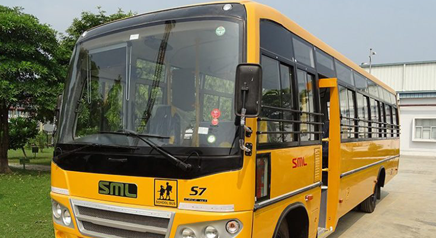 SML ISUZU S7 School and Staff Bus: Economy Matters