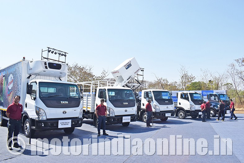 Tata Motors Ready To Storm Growing Ilcv Segment With Next Gen Ultra