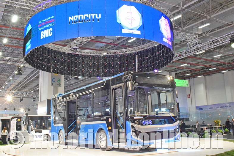 BUSWORLD TURKEY 2018 showcases Turkish market's might and global